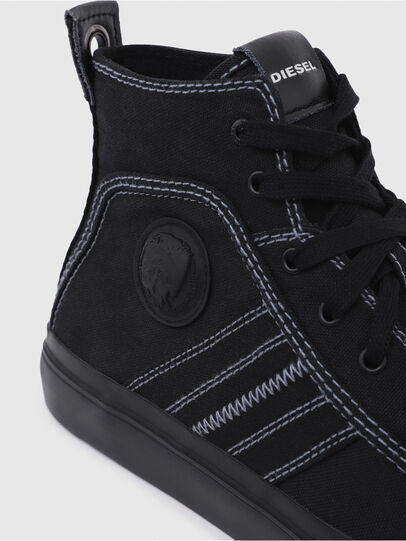 Diesel - S-ASTICO MID LACE, Black - Sneakers - Image 4