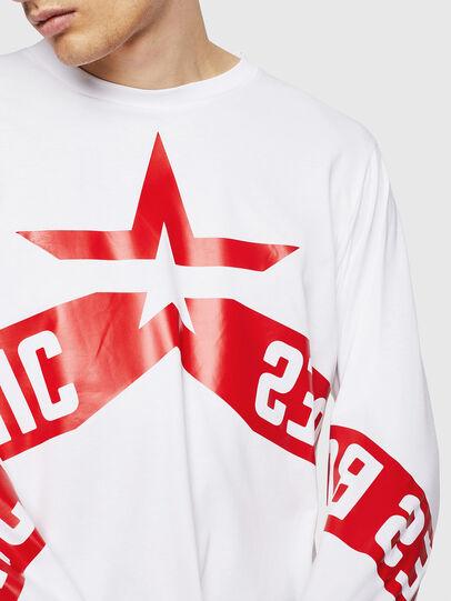 Diesel - T-JUST-LS-STAR,  - T-Shirts - Image 3