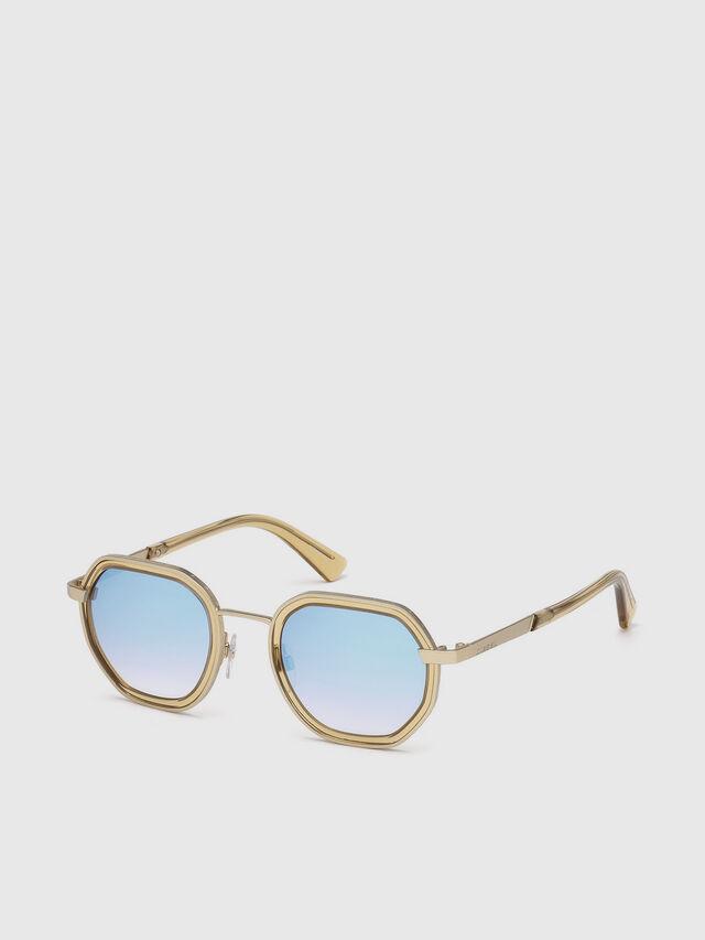 Diesel - DL0267, Gold - Sunglasses - Image 2
