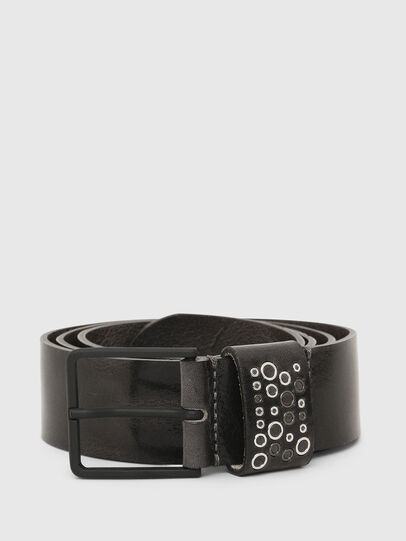 Diesel - B-BAY, Dark Brown - Belts - Image 1