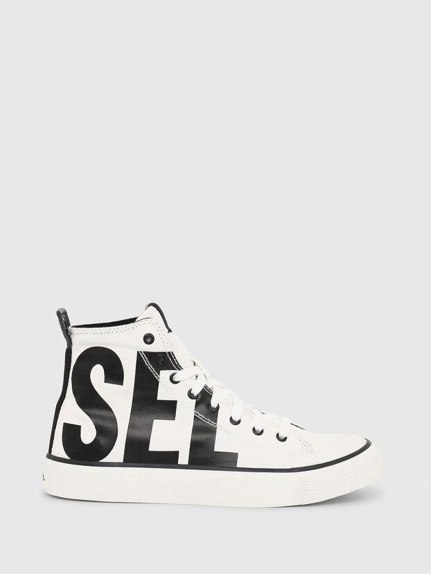 S-ASTICO MC W, White/Black - Sneakers