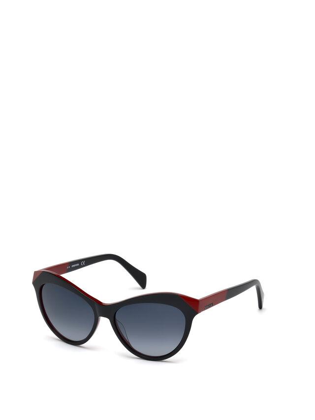 Diesel - DL0225, Black - Eyewear - Image 4