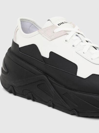 Diesel - S-HERBY LC, Black/White - Sneakers - Image 4
