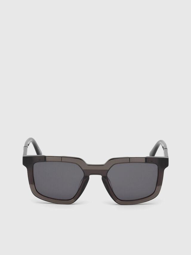 Diesel - DL0271, Black - Eyewear - Image 1