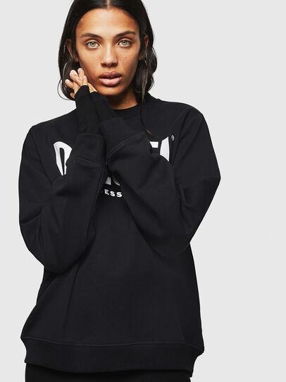 Diesel - F-ANG, Black - Sweaters - Image 5