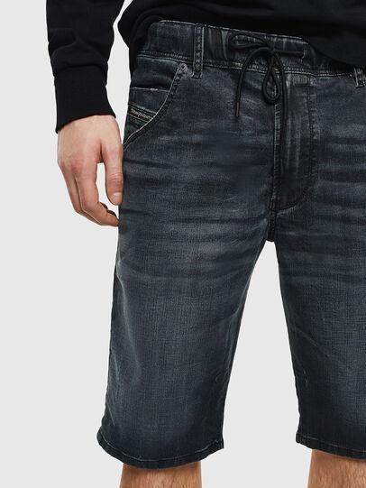 Diesel - D-KROOSHORT JOGGJEANS,  - Shorts - Image 3