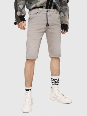 D-KROOSHORT JOGGJEANS, Grey - Shorts