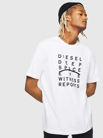 Diesel - T-JUST-J5,  - T-Shirts - Image 1