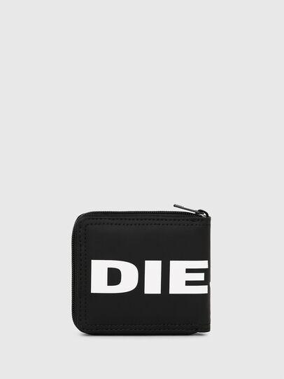 Diesel - ZIPPY HIRESH S, Black - Zip-Round Wallets - Image 2