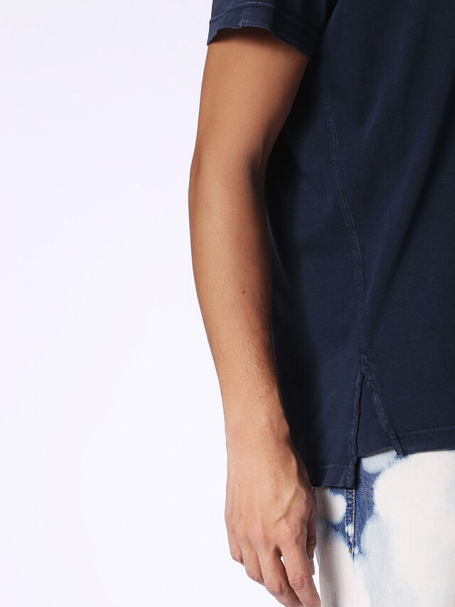 Diesel T-KEITHS, Blue - T-Shirts - Image 3