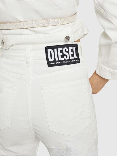 Diesel - D-Eiselle 069IJ, White - Jeans - Image 5