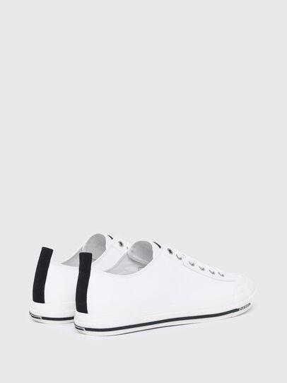 Diesel - S-ASTICO LOW CUT, White - Sneakers - Image 3