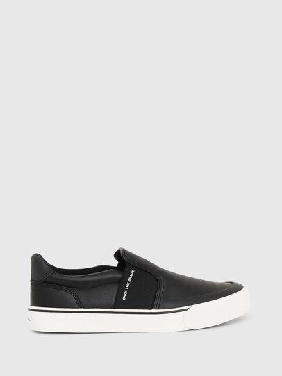 Diesel - S-FLIP SO, Black - Sneakers - Image 1