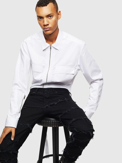 Diesel - S-PATCH-P,  - Shirts - Image 5