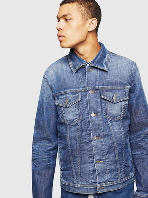NHILL-TW, Blue Jeans - Denim Jackets
