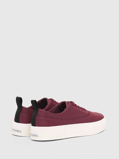 Diesel - S-VANEELA LOW, Bordeaux - Sneakers - Image 3