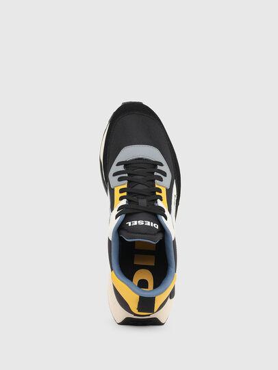 Diesel - S-TYCHE LOW CUT, Black/White - Sneakers - Image 5