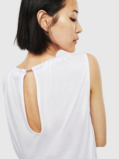Diesel - D-ROCKI, White - Dresses - Image 4