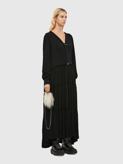Diesel - D-LINDA, Black - Dresses - Image 6