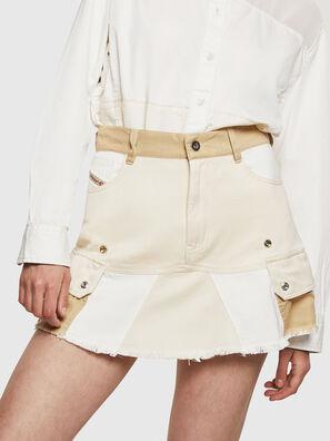 O-AMATA-A, Cream - Skirts