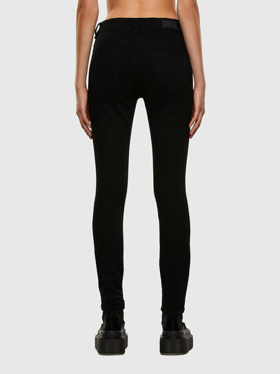 Diesel - D-Roisin 069EF, Black/Dark grey - Jeans - Image 2