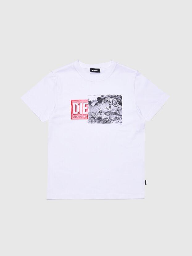 TJUSTXH, White - T-shirts and Tops