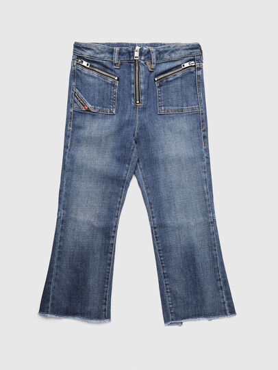 Diesel - D-EARLIE-J, Medium blue - Jeans - Image 1