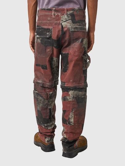 Diesel - D-Multy JoggJeans® 0CEAM, Pink/Black - Jeans - Image 2