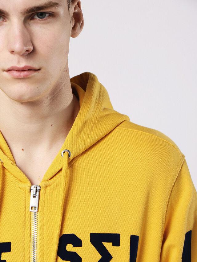 S-CANNERY-SA, Yellow