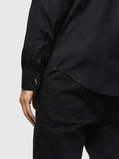 Diesel - S-AUDREY, Black - Shirts - Image 3