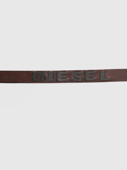 Diesel - B-BOLD, Brown - Belts - Image 4