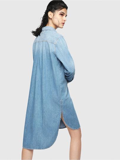 Diesel - DE-BLANCHE, Blue Jeans - Dresses - Image 2