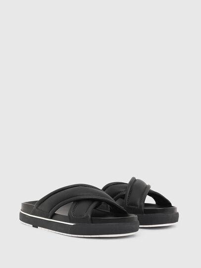 Diesel - SA-GRAND X, Black - Sandals - Image 2