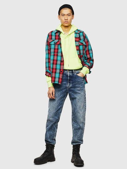 Diesel - S-GERRY-CHECK,  - Shirts - Image 6