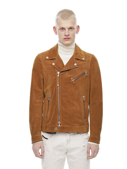 Diesel - LASKAI,  - Leather jackets - Image 1
