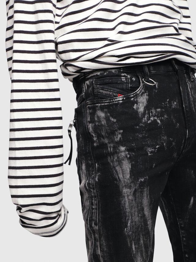 Diesel - D-Amny 089AF, Black/Dark grey - Jeans - Image 3