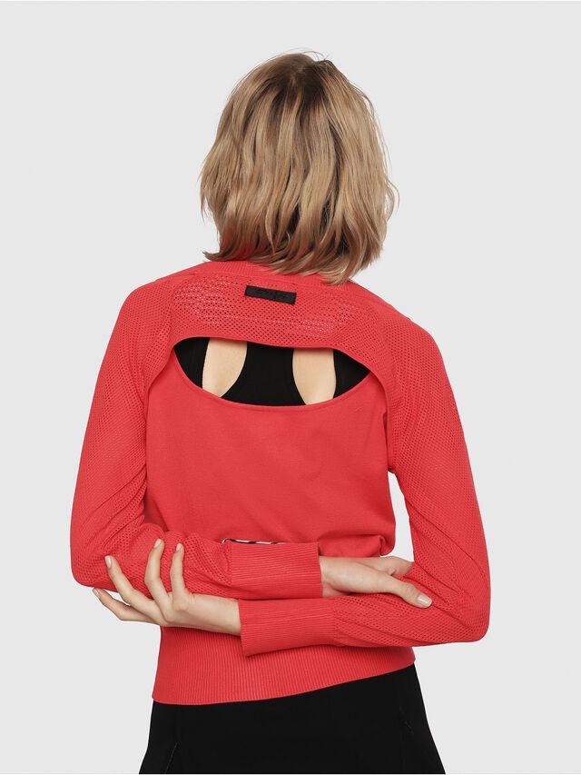 Diesel - M-NANCY, Coral Rose - Knitwear - Image 2