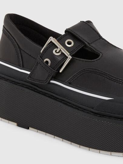 Diesel - H-SCIROCCO BA, Black - Sneakers - Image 5