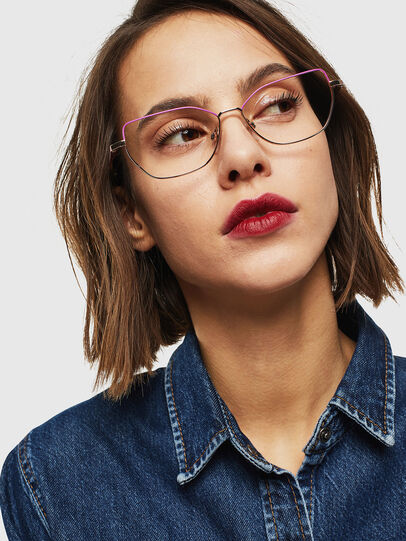 Diesel - DL5355, Pink - Eyeglasses - Image 5