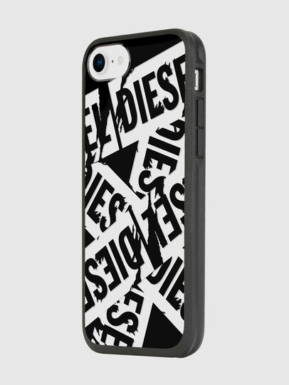 Diesel - MULTI TAPE BLACK/WHITE IPHONE 8/7/6S/6 CASE,  - Cases - Image 5