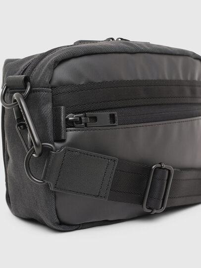Diesel - D-SUBTORYAL SMALLCRO, Black - Crossbody Bags - Image 5