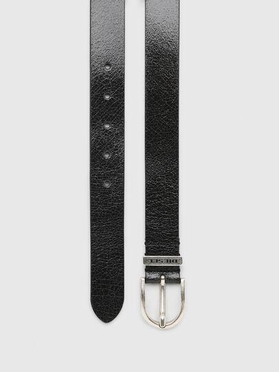 Diesel - B-WORN, Black - Belts - Image 3