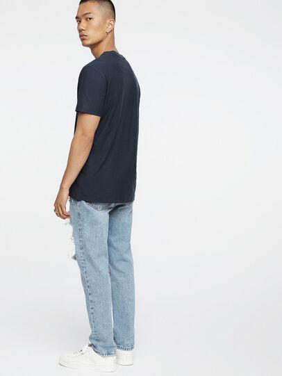 Diesel - T-RANIS, Dark Blue - T-Shirts - Image 2
