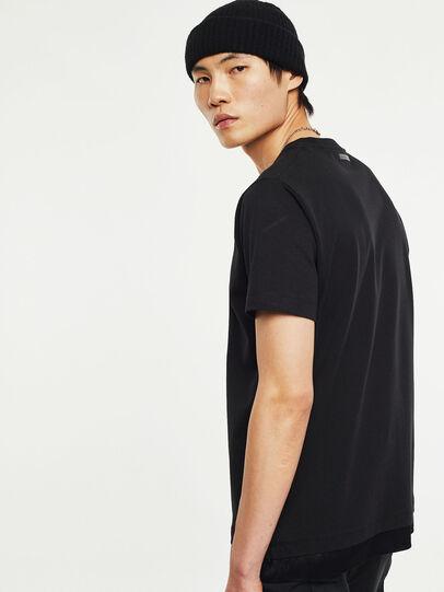Diesel - T-TEIN, Black - T-Shirts - Image 2