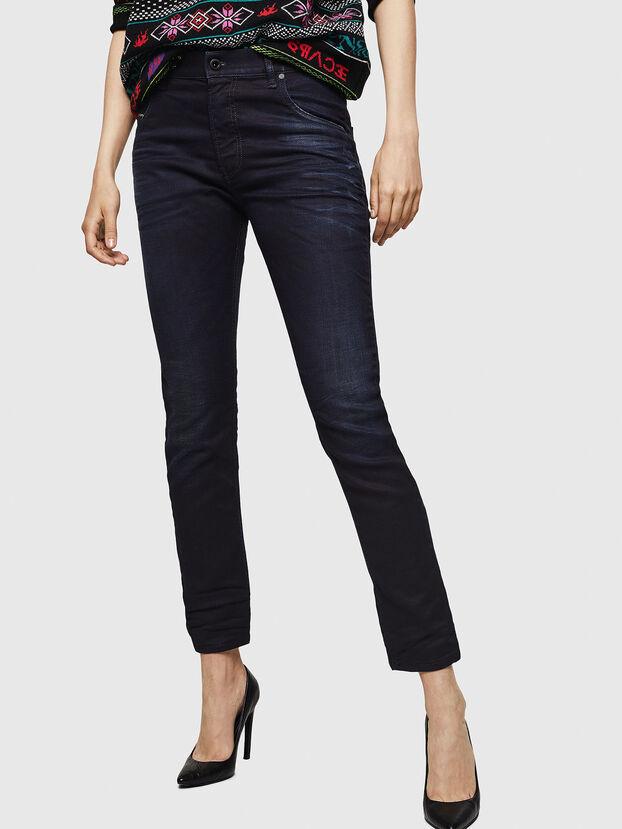 Krailey JoggJeans 069IC, Dark Blue - Jeans