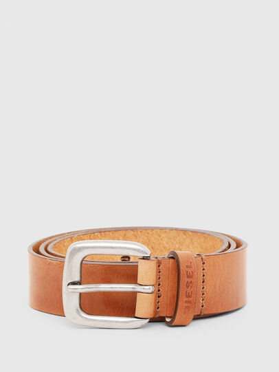 Diesel - B-BUTTE, Light Brown - Belts - Image 1