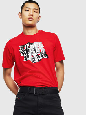 T-JUST-J20, Red - T-Shirts