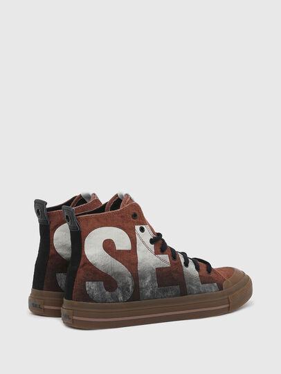 Diesel - S-ASTICO MC, Orange - Sneakers - Image 3