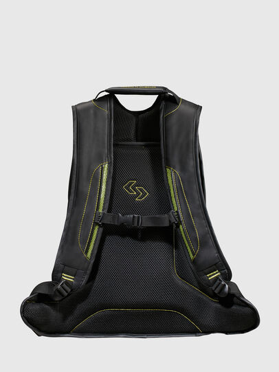 Diesel - KA2*69002 - PARADIVE, Black/Yellow - Backpacks - Image 2
