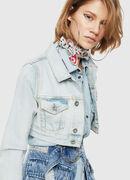 DE-ZAUPY, Blue Jeans - Denim Jackets